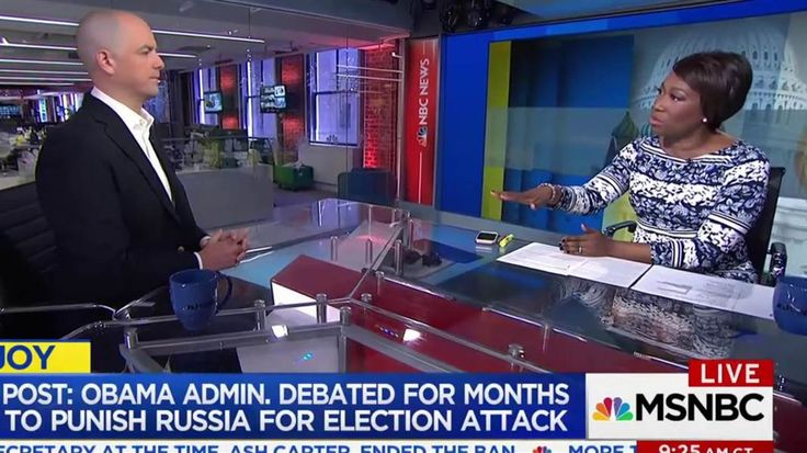 Are partisan politics interfering with leaders taking action to protect our voting process from Russian interference? Joy Reid and her panel discuss. http://www.msnbc.com/am-joy/watch/russia-hacks-our-democracy-still-in-danger-975368259757