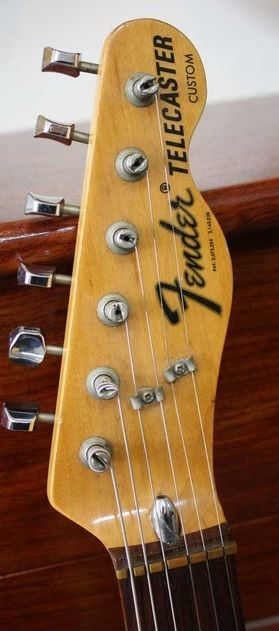 Fender Telecaster 1952 Butterscotch