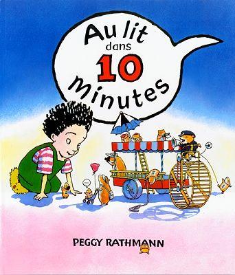 Livres Ouverts : Au lit dans 10 minutes