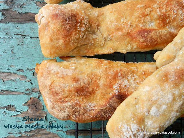 Stare Gary: Stecca - włoskie płaskie chlebki