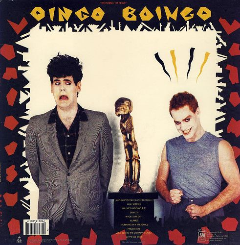 Oingo Boingo-     80's New Wave ~  One of the few 80s band I still enjoy