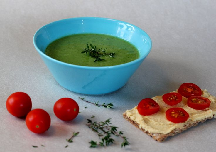 Inspirami - In the Kitchen RECEPT: Potatis och Broccolisoppa inspirami.blogg.se