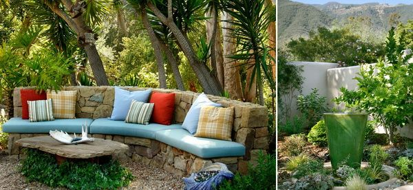 """Hidden Valley Garden by Grace Associates:  From Parking Lot to """"Pride and Joy"""""""