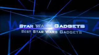 Star Wars Gadgets Obi-Wan's Jedi Starfighter - YouTube
