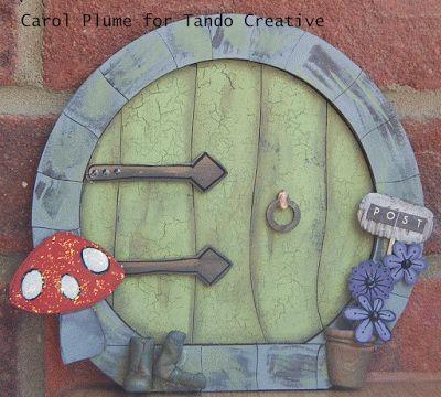 Tando Creative: Tags and mini houses….