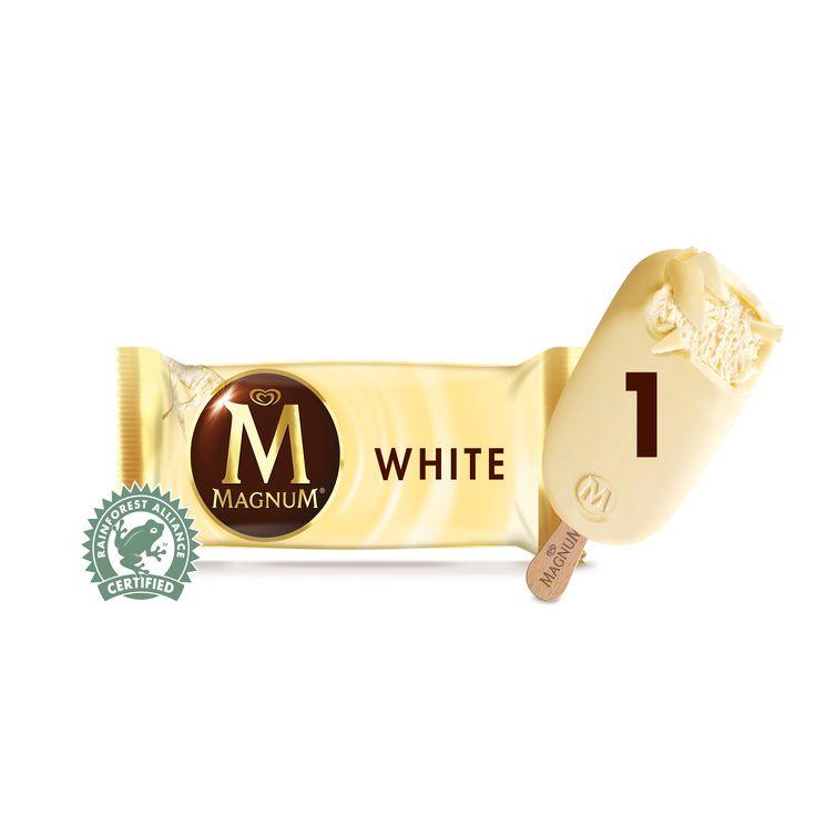 Magnum White #musttry