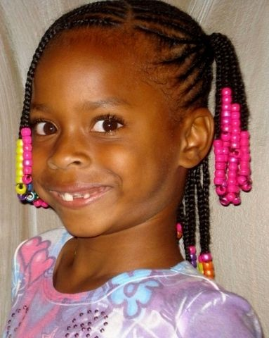 Black Girls Hairstyles For Kids Download