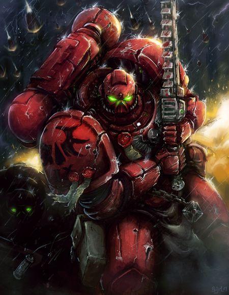 Fan art warhammer !!!! - Page 26
