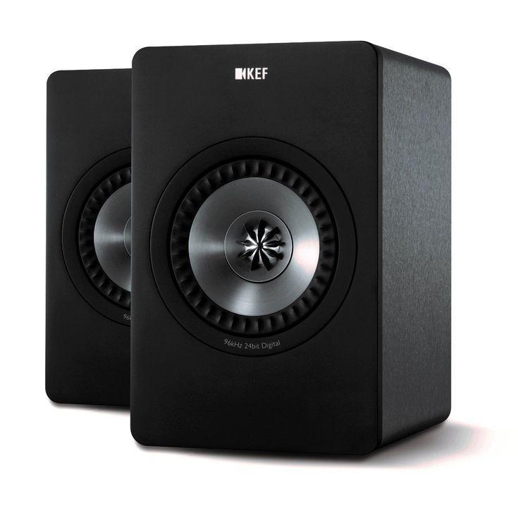 The 6 Best Computer Speakers: Best Premium: KEF X300A