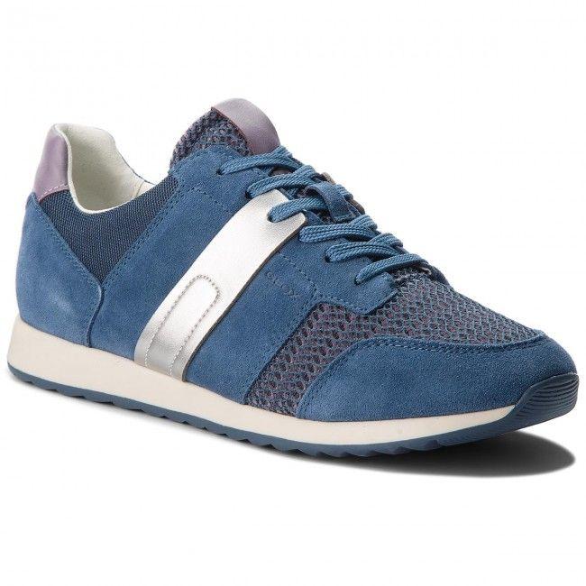 Sneakersy Geox Skorzana Cholewka Wygodny Styl Geox Sneakers Leather Upper Comfortable Style Sneakersy Sneakers Geox Denim Adidas Sneakers