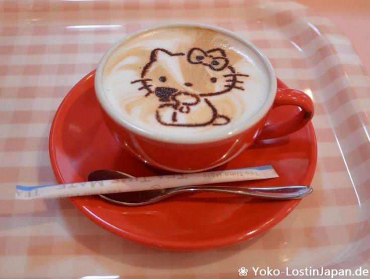 Hello Kitty Café in Himeji (Japan)
