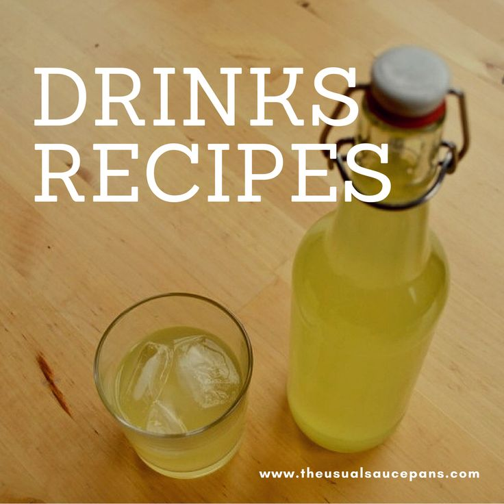 When we eat we usually also drink. Sometimes these drinks are boozy, sometimes they are not. What they all most certainly are is homemade and delicious! Get your creative side on from infusing gins at home to luxurious hot chocolate and summertime raspberry coolers.