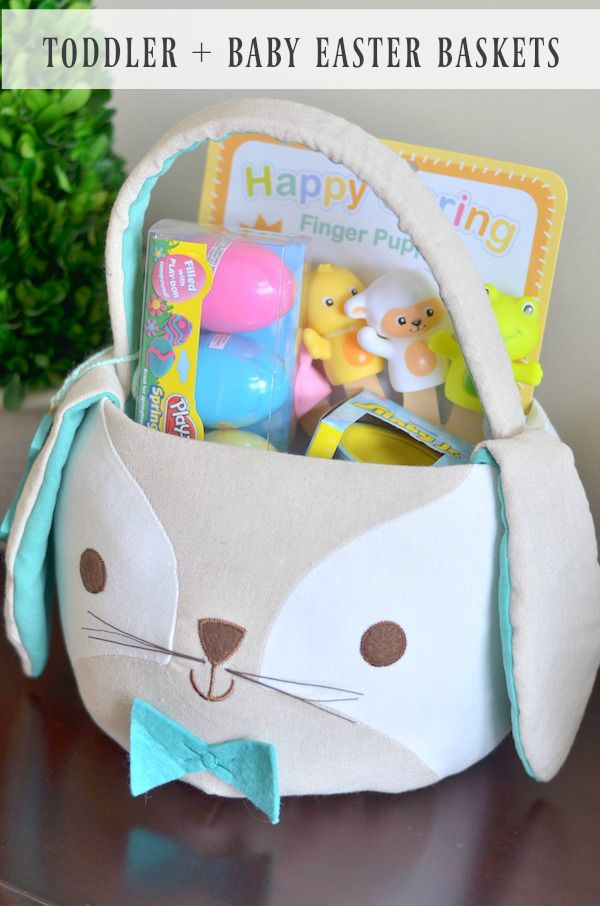 Best 25 baby easter basket ideas on pinterest easter baskets toddler baby easter baskets lovely life styling negle