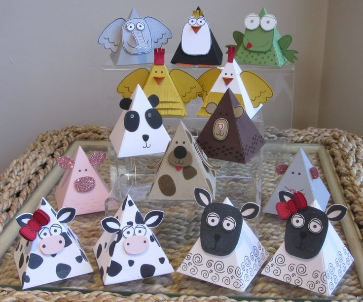 Image result for pyramid pals stampin up