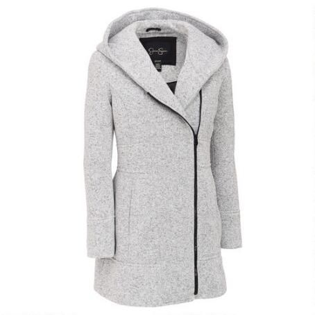 Jessica Simpson Asymmetrical Sweater Knit Coat $129.99                      Our Price Now:                                           $175.00                      Comp Value Was: