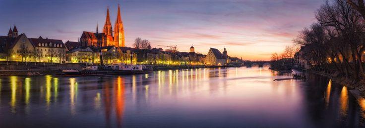 ***Regensburg (Germany) by Martin Amm / 500px