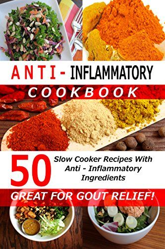 THIS RECIPE BOOK IS PRINTED BOTH IN PAPERBACK AND EBOOK FORMATS FOR YOUR CONVENIENCE. KINDLE UNLIMITED SUBSCRIBERS CAN DOWNLOAD THE EBOOK VERSION OF THIS RECIPE BOOK FREE!    Anti Inflammatory Slow Cooker Recipes!  Kate has put together a nice collection of recipes that can hopefully aid a person in dealing with inflammation, and even gout.  THESE RECIPES ARE NOT DESIGNED TO CURE ANYTHING, BUT TO BE USED AS A REFERENCE IN HELPING SOOTH INFLAMMATION BY WAY OF DIET.    Check out some of the…
