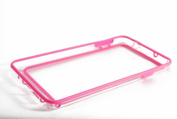 Чехол бампер Samsung N9000 Galaxy Note 3 (розовый)  Чехол бампер Samsung N9000 Galaxy Note 3 (розовый)