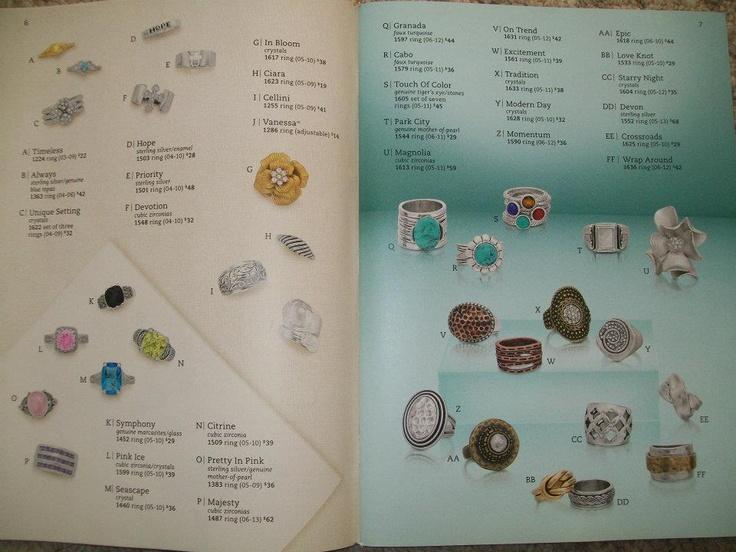 Love premier jewelry 2011 2012 catalog jewelry a for Premier jewelry catalog 2011