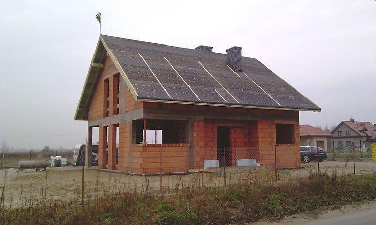 Stan surowy otwarty  #projekt #budowa #dom