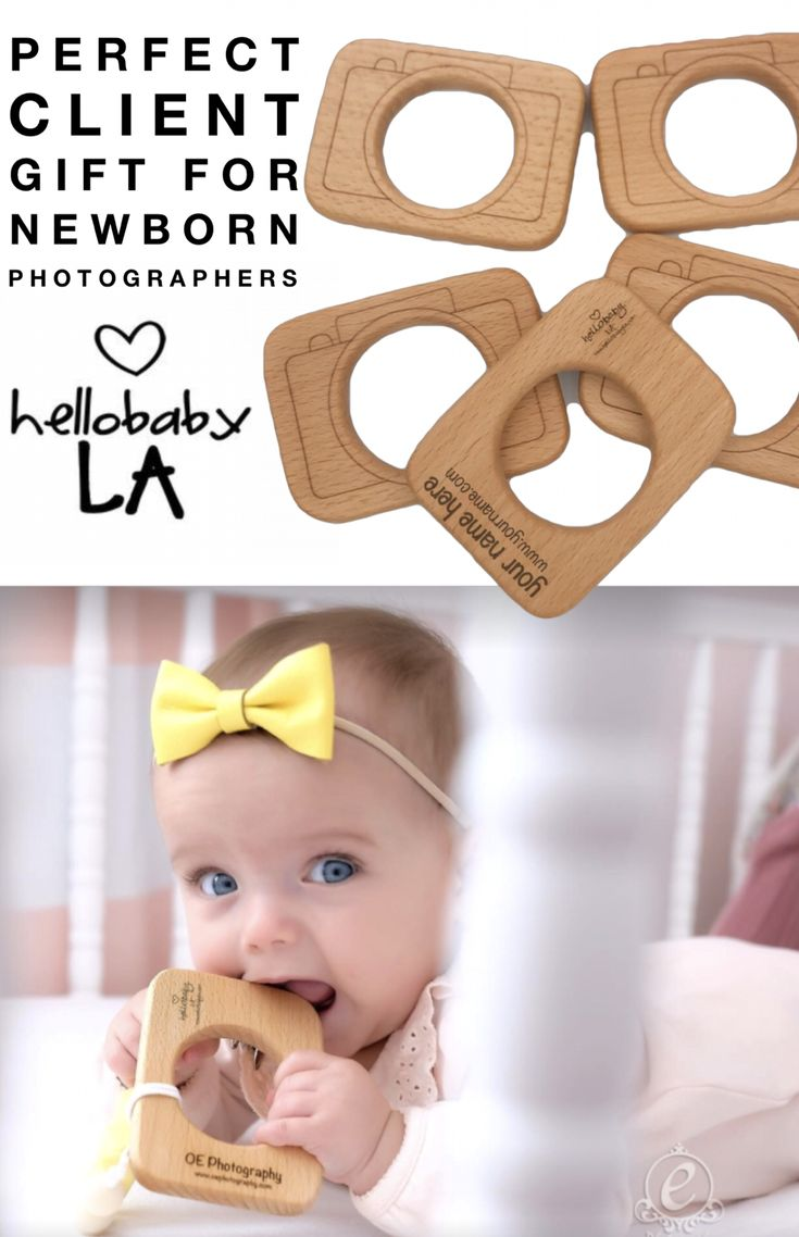 Newborn photography gift for clients! What a great gift to give to those who book a session!