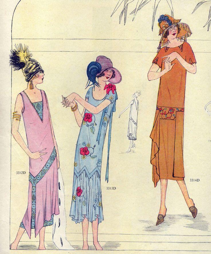 Elite styles fashion magazine may 1925 magazines Fashion style mag images