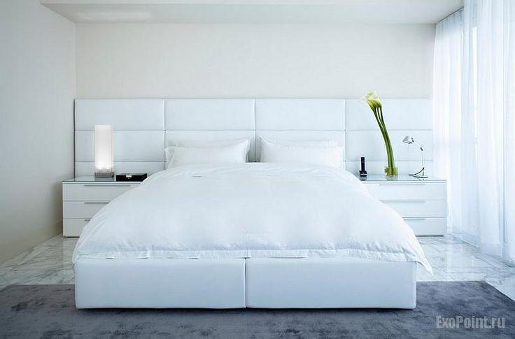 спальня минимализм белая - Поиск в Google