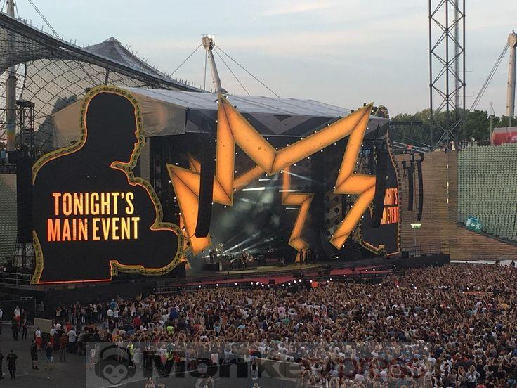 ROBBIE WILLIAMS & ERASURE - München Olympiastadion (22.07.2017) [Konzertberichte]  Monkeypress.de