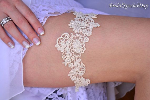 48 best garters showing images on pinterest bridal for Garter under wedding dress