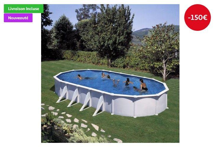 piscine acier fidji pas cher piscine