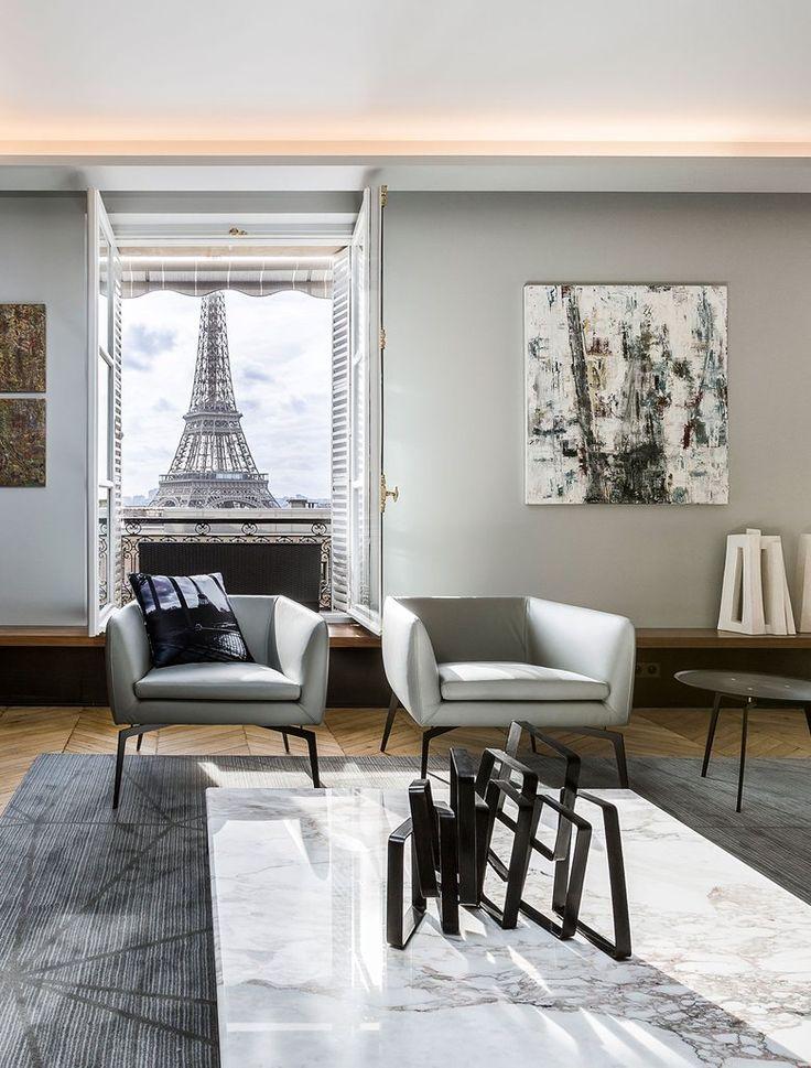 AV. DU PRESIDENT WILSON PARIS | FRANCE, Parigi, 2015 - ALIVAR