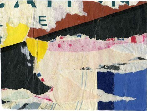 Jacques Villeglé, unknown on ArtStack #jacques-villegle #art