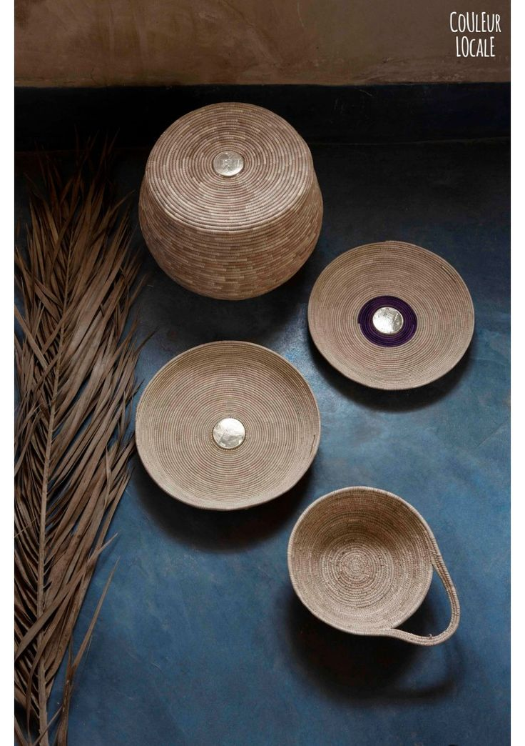 Niger basket collection