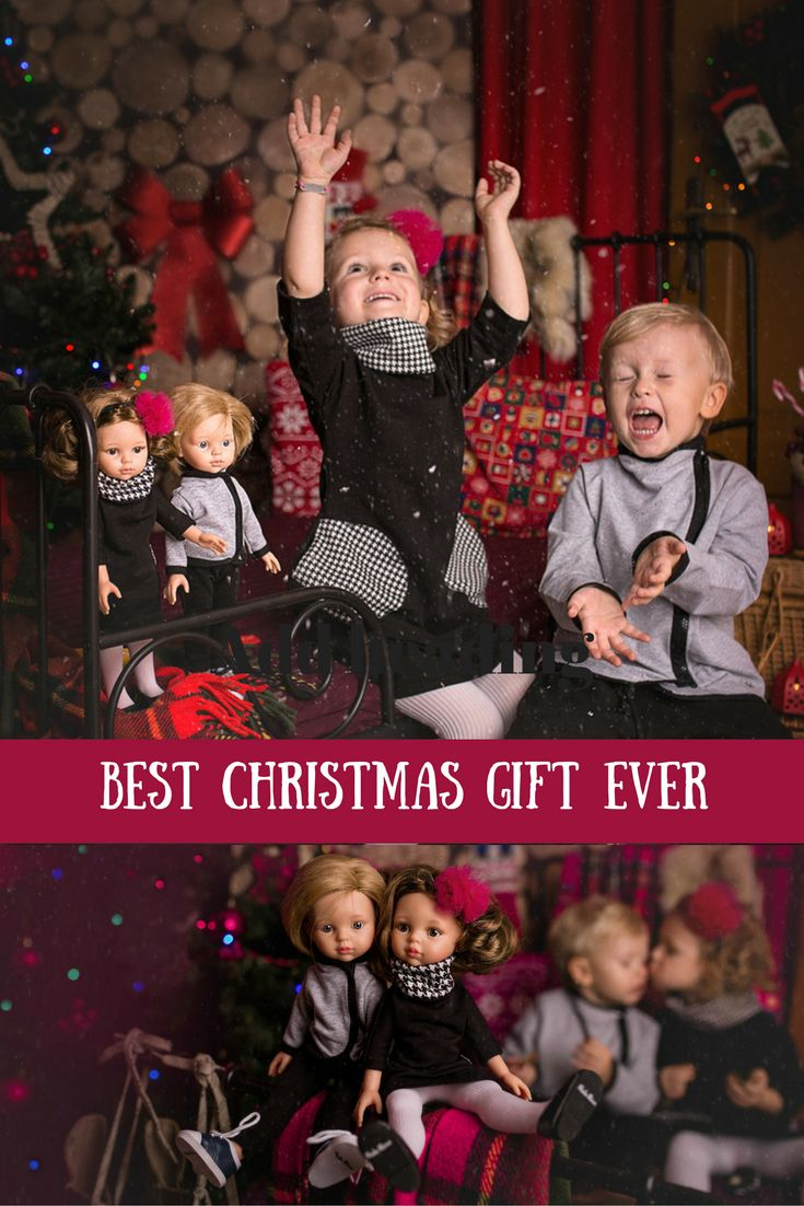 🎁🎄🎅 Memorable gift for every little girl. Doll that looks like your kid. Elegant and unique presents. Boys like to play dolls too! It's a toy worth keeping for next generation.// Die Beste Geschenke zum Hochzeitstag.