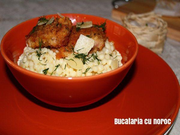 Pui cu crusta aromata gatit in hartie de copt - Bucataria cu noroc