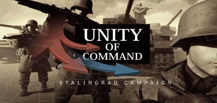 Unity of Command, Un Juego Inspirado en la Operación Barba Roja  https://www.youtube.com/watch?v=D83f-W3J9T4  Un Juego Muy Adictivo  En el día de hoy, hablaremos de un juego bastante bueno que ha llegado a nuestras manos recientemente y que preten...