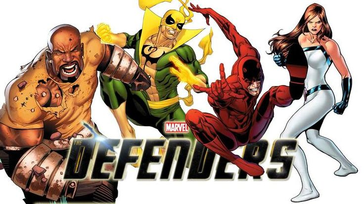 MARVEL — 4 Actresses Up for JESSICA JONES, 3 Actors Up for LUKE CAGE — GeekTyrant