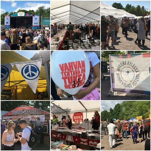 World Village Festival in Helsinki, Finland 2016