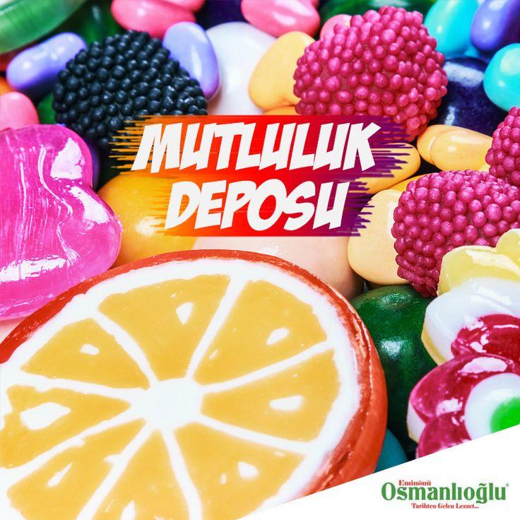 Küçükten, büyüğe, her yaştan herkesi mutlu edecek çok şeker lezzetler onlarca çeşidiyle şubelerimizde! #Osmanlıoğlu #osmanlioglugida #osmanlioglukuruyemis #eminonuosmanlioglu #kuruyemiş #nuts #bakliyat #baharat #lokum #turklokumu #turkishdelight #eminönü #grandbazaar #misircarsisi #istanbul #tarihtengelenlezzet #mutluluk #şekerleme #renklisekerler #yumuşakşeker #meyveliseker #takip #follow #instafollow #instagood #instamood #instfood #food #draje #drajeşeker