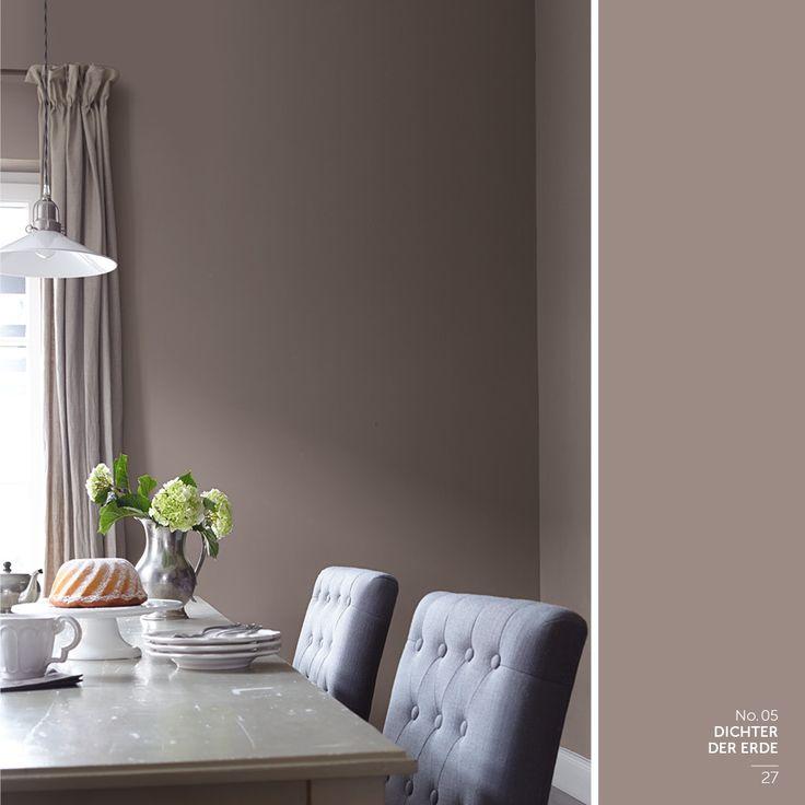 Alpina Feine Farben Farbenfuhrer Info Broschure Feine Farben Wandfarben Ideen Wohnzimmer Haus Deko