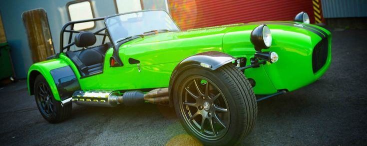 Wheeler Dealers » Caterham Seven