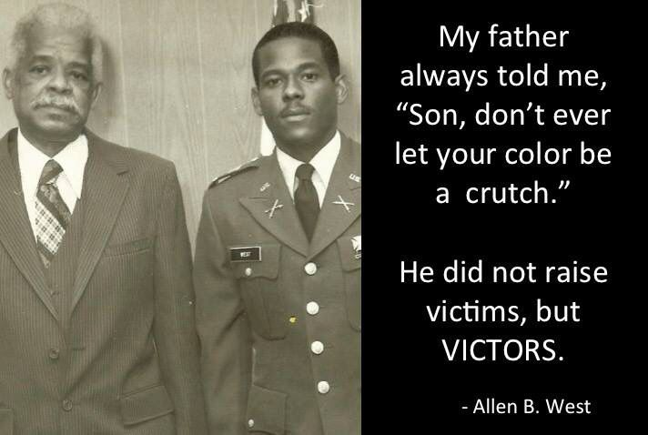 Allen West! Admire this man & everything he stands for.