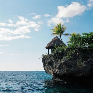 the rockhouse: negril, jamaica by imogene