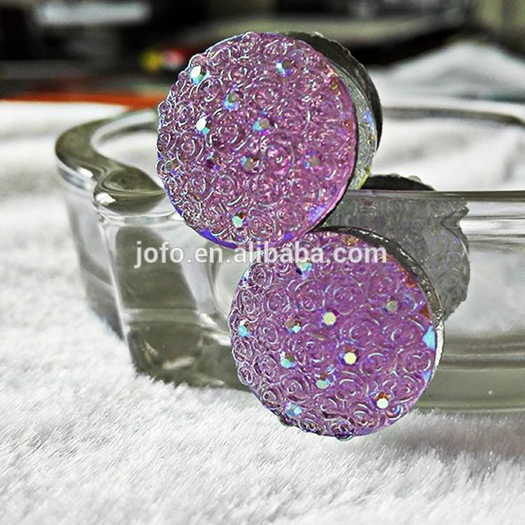 Fashion Jewelry Stronger Magnet Brooch with Rhinestone from Manufacturer PDJ0034
