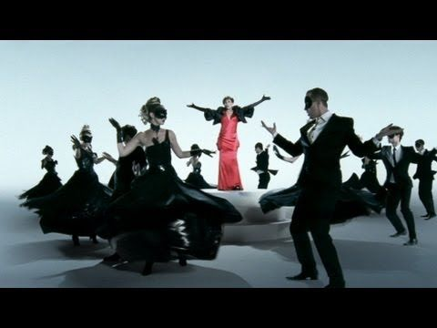 Love me some Dame Shirley Bassey - The Busby Berkeley homage in this video is awesome... and the general style of it just makes me happy.