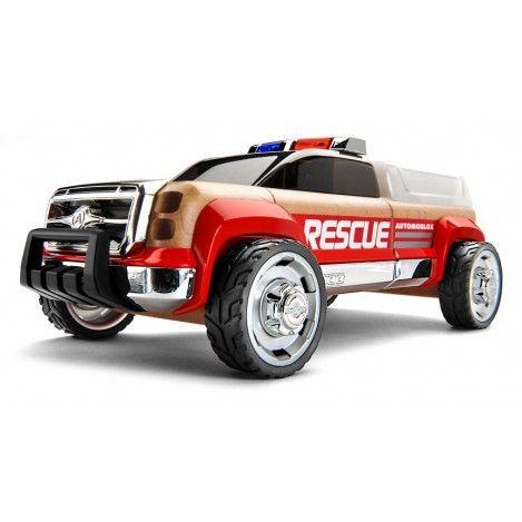 Automoblox T900 Rescue Truck
