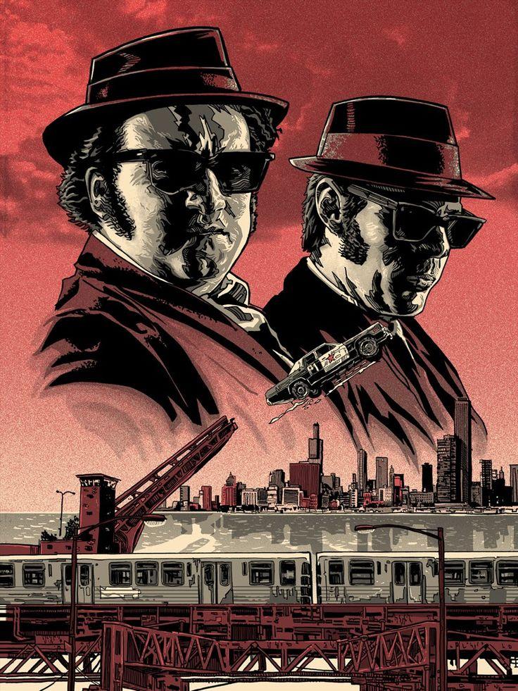 Blues Brothers - Tim Doyle - ''Elwood and Joliet Jake'' ----