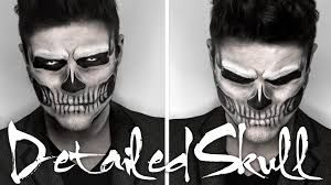 Image result for MALE HALLOWEEN MAKEUP