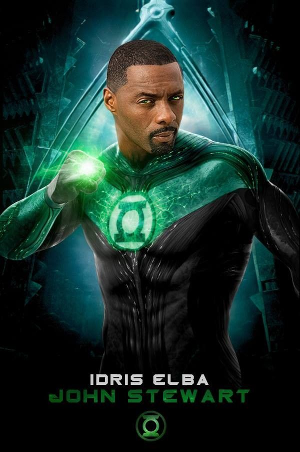 Ideas Elba tweets his thoughts on the idea of playing John Stewart