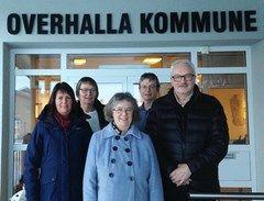 Overhalla er Norges ferskeste Fairtrade-kommune